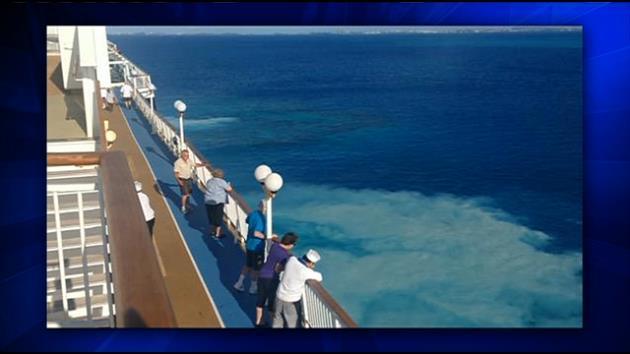 Norwegian Cruise Ship Runs Aground In Bermuda Wsvn 7news Miami News Weather Sports Fort Lauderdale