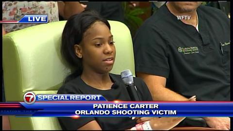 Patience Carter