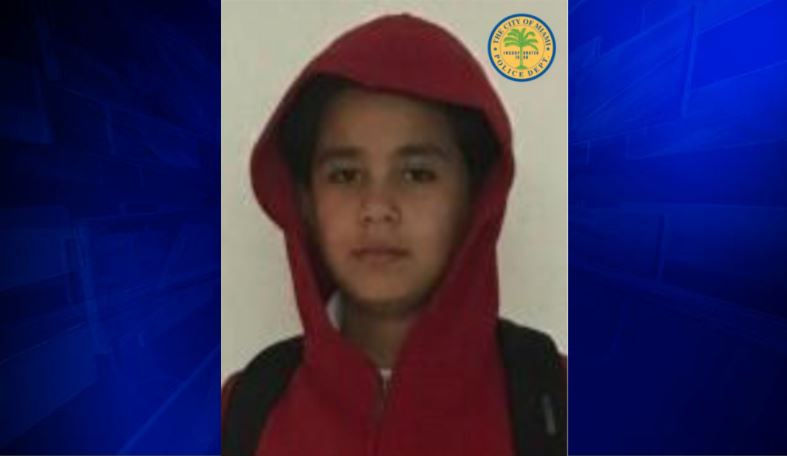 Brooklyn Park police searching for 12-year-old who ran