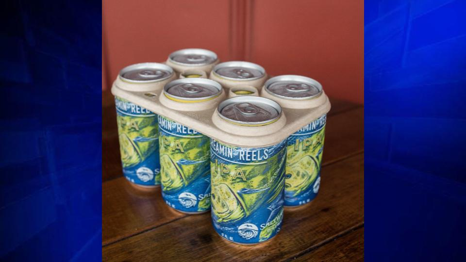 Florida Brewery Creates Edible 6 Pack Rings For Sea Turtles Wsvn 7news Miami News Weather Sports Fort Lauderdale