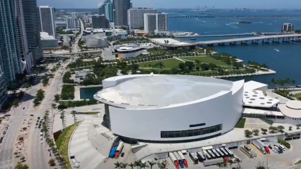 americanairlines arena to get a name change2020 - wsvn
