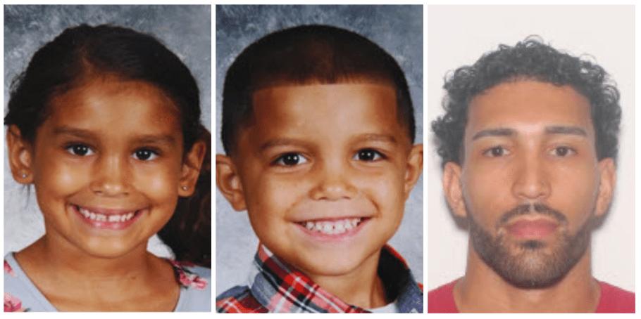 Amber Alert Cancelled After 2 Missing Florida Children Found Safe Wsvn 7news Miami News Weather Sports Fort Lauderdale