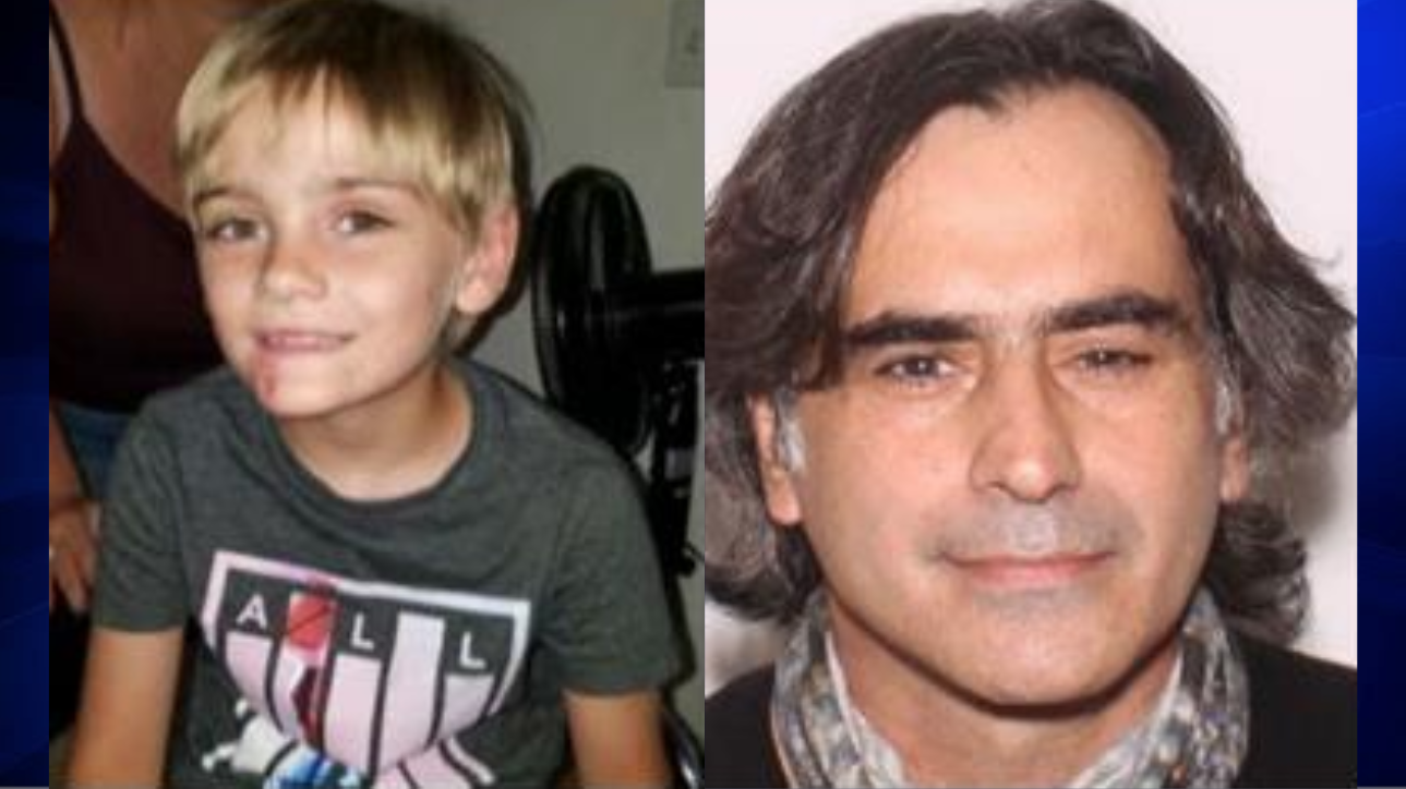 Amber Alert Cancelled After 9 Year Old Florida Boy Found Safe Suspect In Custody Wsvn 7news Miami News Weather Sports Fort Lauderdale