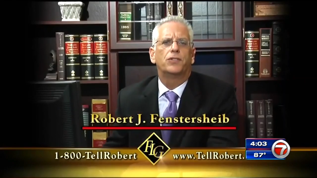 Family: Prominent South Florida attorney Robert Fenstersheib killed by son in shooting in Hollywood