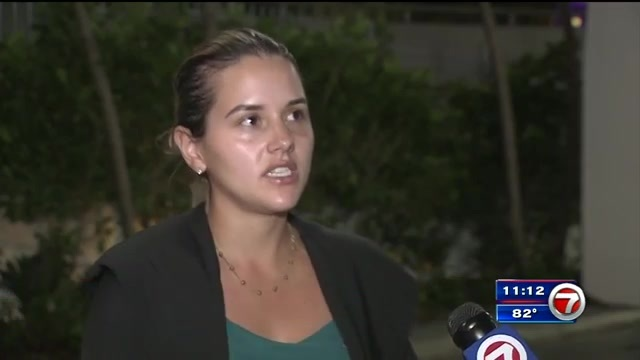 Woman beaten in Miami Metromover in Brickell shares ordeal