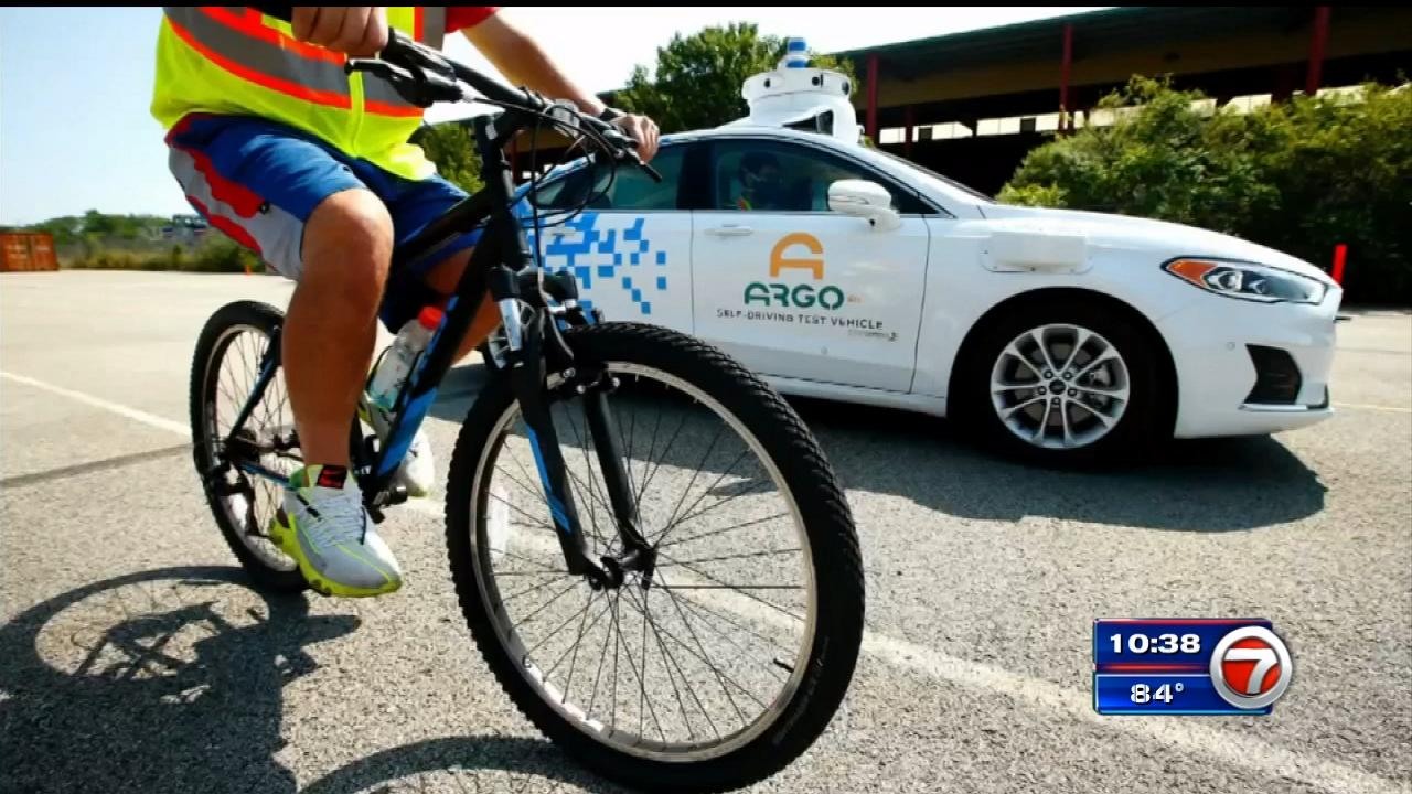 wsvn.com - Associated Press - Ford, Argo AI to deploy autonomous vehicles on Lyft network