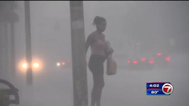 210712 Fort Lauderdale rain